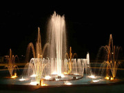 Water Musical Fountain