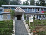 Get Hotel Devdar,  Khajjiar HPTDC in, Khajjiar with Class Accommodation.
