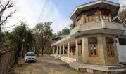 Get The Kashmir House-HPTDC in, Dharamshala with Class Accommodation.