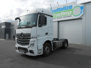 Mercedes Benz Actros 1845,  2012,  Euro 5 - Used trucks for sale,  commer