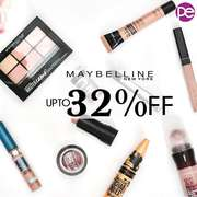 Buy Maybelline Beauty Products at UPTO 32% OFF - Planeteves.com