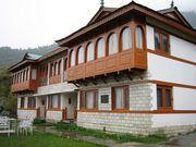 Get The Kailash Cottage,  Kalpa - HPTDC in, Kalpa with Class Accommodati