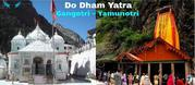 Book Yamunotrii Gangotri Do Dham Yatra Only Rs 6499 Per Person