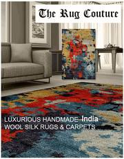 The Rug Couture - Bespoke designer rugs and carpets in Delhi