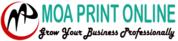 Moa Online Printing Service in Delhi.