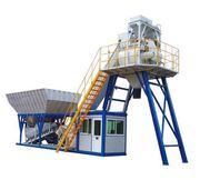 Mobile concrete plant Constmash Compact 20 (20 m3 / h)