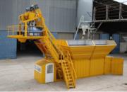 Stationary concrete plant Constmash Compact 20 (20 m3 / h)