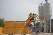 Stationary concrete plant Constmash Compact 30 (30 m3 / h)
