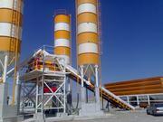 Stationary concrete plant Constmash S 120 (120 m3 / h)
