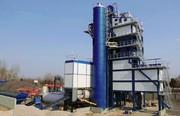 Stationary asphalt plant Sinosun SAP104 (104 t / h)