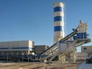 Mobile concrete plant Constmach Mobile 120 (120 m3 / h)