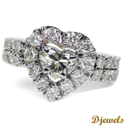 Daimond Engagement Ring Molly