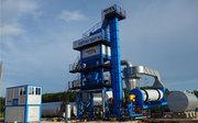 Stationary asphalt plant Sinosun SAP120 (120 t / h)