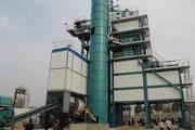 Stationary asphalt plant Sinosun SAP160 (160 t / h)