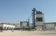 Used Beninhoven TBA-200 stationary asphalt plant