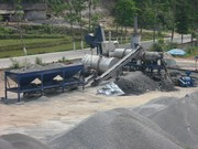 Stationary asphalt plant Sinosun CAP 80 (80 t / h)