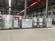 Installation for the production of bitumen emulsion