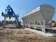 Stationary concrete plant SUMAB T-15 (15 m3 / h) Sweden