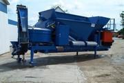 Asphalt plant for the production of cold asphalt (Sweden)