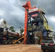 Mobile Asphalt Concrete Plant MAR 2000 (160 t / h)