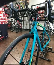 BRAND NEW ROAD BIKE WITH COMPLETE WARRANTY ORDER AND GET 20% OFF .
