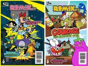 Find CN Remix Comic Books on Online