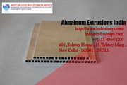 Different Treatments after Aluminum Extrusion in India Depending