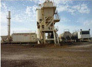 Used mobile asphalt plant Intrame UM 260 - 2005 c. production - Spain