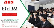Apply for PGDM program at ABS,  Best Business School in Delhi-NCR