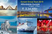 Europe Group Tour Packages