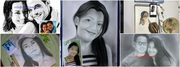 Realistic,  Customized Handmade Portrait Paintings - Photo Beno