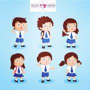 School Uniform Manufacturers in India