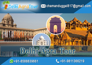 Delhi Agra Jaipur Tour Package  By Car