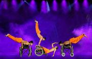 Dance On Wheelchair | AAMAD