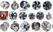 Download Axial Fan Importers Shipment Customs Data