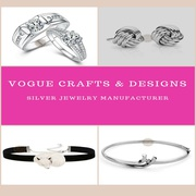 925 Sterling Silver Jewelry Manufacture