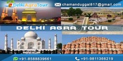 Golden Triangle Delhi Agra Jaipur Tour Package By Car