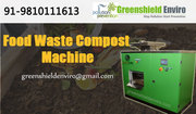 Get low price especially of Food waste compost machine