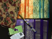 Fab Art Sarees direct from weavers - ₨ 650