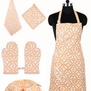 Online Shopping Cotton Kitchen Accessories - Aprons,  Gloves Etc