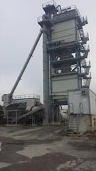 Used Stationary asphalt plant Ammann 200 t / h 2007 y.