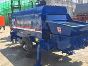 Concrete pump HBTS-60 (60 m3 / h)