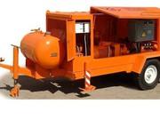 Concrete pump XHBT-25 (25 m3 / h)