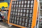 Molds for block machines Hess,  Poyatos,  Masa,  Zenith.