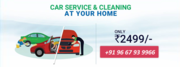Doorstep car service Delhi NCR