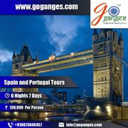 Spain Portugal Luxury Tours Packages form Delhi India