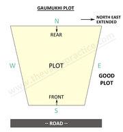 Gaumukhi Good Plots and Plots Selection as Per Vastu