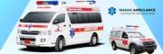Manas AmbulanceServicein MayurVihar