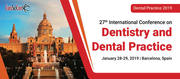 27th International Conference on  Dentistry and Dental Practice