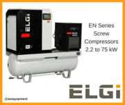 AS Equipment- Authorized Dealer of ELGI Air Compressors.